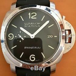 PANERAI Luminor Marina 1950 3 Days 44mm PAM 312 Automatic Black