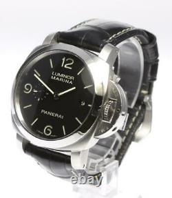 PANERAI Luminor Marina 1950 PAM00312 3 days Automatic Men's Watch 538341