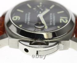 PANERAI Luminor Marina PAM00048 Black Dial Automatic Men's Watch 544961