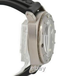 PANERAI Luminor Submersible PAM00025 Titanium Automatic Men's Watch S#96849