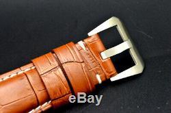 Parnis Military regatta power reserve automatic mechanical men's wrist watch