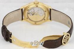 Patek Philippe Annual Calendar 18k Yellow Gold 37mm 5035 J Automatic Watch 5035J