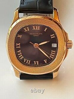 Patek Philippe Aquanaut 18k Yellow Gold 5060j Automatic