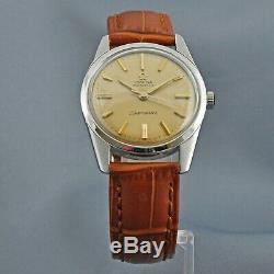Perfect Genuine Omega Automatic Seamaster Ref 14700 St Steel Swiss Gents Watch