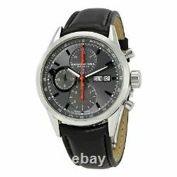 Raymond Weil 7730-STC-60112 Men's Freelancer Grey Automatic Watch