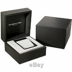 Raymond Weil 7740-SC3-65521 Men's Freelancer Silver Automatic Watch