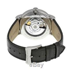 Raymond Weil Maestro Automatic Moonphase Black Leather Mens Watch 2839-STC-00209