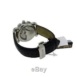 Roberto Cavalli R7241672125 Men's Automatic Day Date Chronograph Alligator Watch