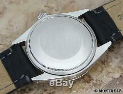 Rolex 1500 Vintage Men Automatic Swiss Made Rare Stainless Steel Watch 1970 J3