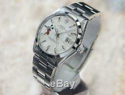 Rolex 1501 Swiss Made Men's Vintage Automatic Watch With Mickey Mouse Motif A14
