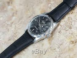 Rolex 1601 Swiss Made Automatic Gold and Stainless Steel Men's 1967 Watch A40