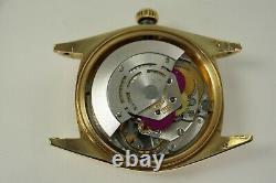 Rolex 1803 President Day Date Head 18k Yellow Gold Automatic Dates 1973