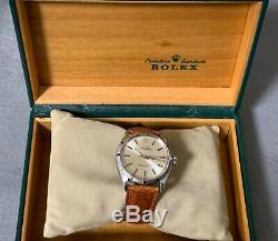 Rolex Oyster Perpetual 1003 Automatic Mens Watch. Scoc. Beautiful Condition. Box