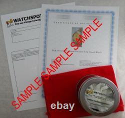 Rolex Perpetual Bubbleback SS Mens Watch 6084 Lamb Band, Original Dial, 1952