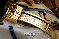 Rolex Yacht-Master II 116688 18K Yellow Gold White Dial Automatic Watch 44mm