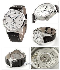 SALE Hamilton Khaki Navy Pioneer Small Second Automatic Men Watch H78465553