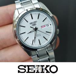 SEIKO 5 SNKL41K1 Automatic Men's Watch Stainless Steel 37mm