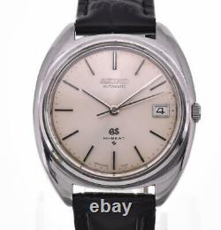 SEIKO Grand Seiko 5645-7000 Date Silver Dial Automatic Men's Watch E#101855