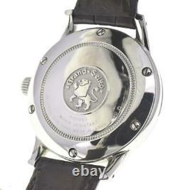SEIKO Grand Seiko SBGM003/9S56-00B0 Mechanical GMT Automatic Men's T#105085