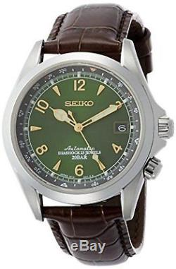 SEIKO MECHANICAL ALPINIST SARB017 Automatic Men's Watch F/S withTracking# Japan