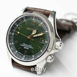 SEIKO MECHANICAL ALPINIST SARB017 Automatic Mens Watch