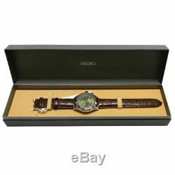 SEIKO MECHANICAL Alpinist SARB017 Automatic Men's Wrist Watch Made in Japan New