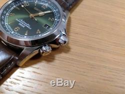 SEIKO MECHANICAL Alpinist SARB017 Automatic Mens Wrist Watch Analogue Needle