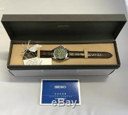 SEIKO MECHANICAL Alpinist SARB017 Automatic Watch Made in Japan 100% Genuine F/S