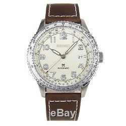 SEIKO PROSPEX SRPB59 SRPB59J1 SRPB59J Automatic 23 Jewels Cream Dial Men's Watch
