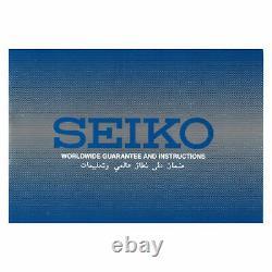 SEIKO Presage SPB067J1 23 Jewels Automatic Japan Made White Dial Watch WARRANTY