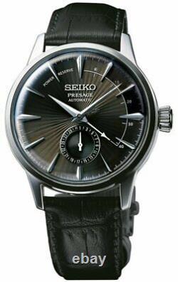 SEIKO Presage SSA345J1 Automatic Cocktail Power Reserve Japan Made Warranty #