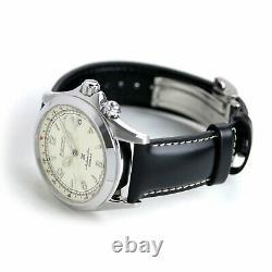 SEIKO Prospex Alpinist SPB119J1 Automatic White Dial Japan Made Watch EMS/FedEx
