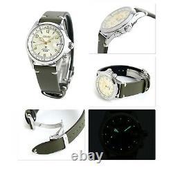 SEIKO Prospex Alpinist SPB123J1 24 Jewels Automatic White Dial Japan Made Watch