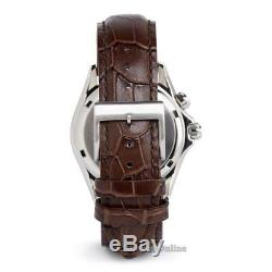 SEIKO SARB017 Leather MECHANICAL Alpinist Automatic Mens Watch 001Ship