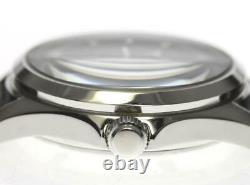 SEIKO Tic TAC 35th anniversary model 4R35-02R0 Date Automatic Men's Watch 552041