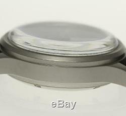 SINN 356. Flieger Black Dial Automatic Leather belt Men's Watch 476462
