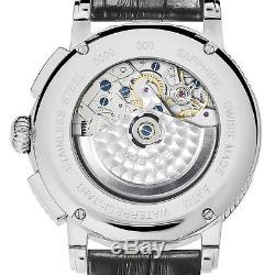 SWISS Epos Luxury Men's Watch Automatic Stainless Steel Leather Wrist Watch 3393