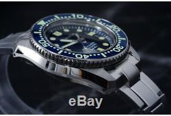 San Martin SBDX001 NH35 Tuna Diver Automatic Watch MarineMaster Men's Wristwatch