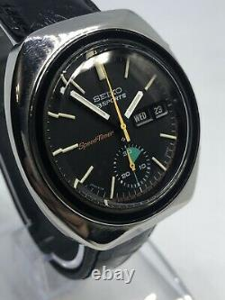 Seiko 5 Sports Speed-Timer 6139-8002 Automatic Vintage Watch