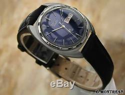 Seiko Grand Seiko 1971 Men 5646 7000 Stainless St Automatic Japanese Watch MC28