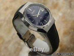 Seiko Grand Seiko 5645 8000 Automatic 1971 Men's 36mm Made in Japan Watch FB96