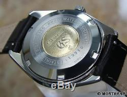 Seiko Grand Seiko GS Hi Beat 6156 8000 Automatic Stainless St Mens Watch JR105