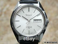 Seiko Grand Seiko Hi Beat 5646 7010 Automatic Made in Japan 1972 Watch MJ222