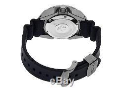 Seiko Men's Prospex Automatic Dive Samurai Rubber Strap Watch with Date SRPB55
