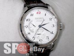 Seiko Presage Automatic Leather Strap Men's Watch SPB041J1