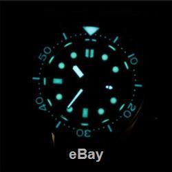 Sharkey Japan NH35 Tuna Can Diver Automatic Wristwatch Man's Watch 300m LTM