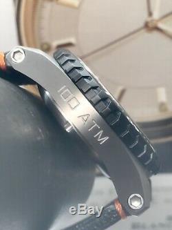 Steinhart Triton 1000 Titan 1000m Titanium Diver Swiss ETA 2824 Automatic 45mm