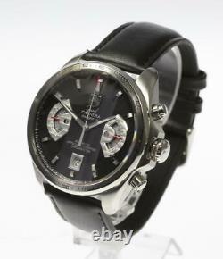 TAG HEUER Grand Carrera CAV511A Chronograph calibre 17 Automatic Men's 569513