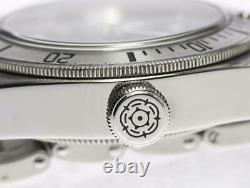 TUDOR Black bay steel 79730 Date black Dial Automatic Men's Watch 546426