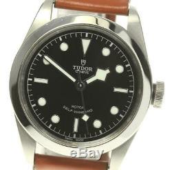 TUDOR Heritage Black Bay 79540 Cal. 2824-2 Automatic Men's Watch 534055